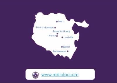 Carte Radiolor